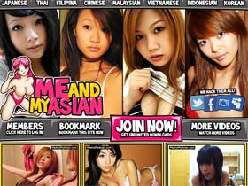 Me And My Asian! The horniest and cutest Asian sluts and girlfriends in user submitted homevideos and pictures!