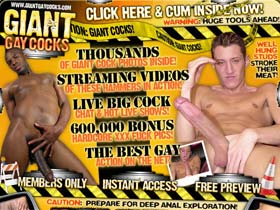 Giant Gay Cocks- The Biggest Fucking Cocks Ever Seen!