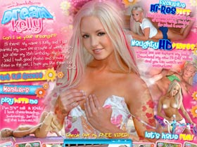 Hi! I'm Dream Kelly! Can I be your dreamgirl?