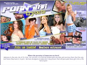 Pornstar Tryouts - We trick girls into making their first porno!