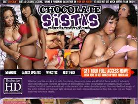 Chocolate Sistas!