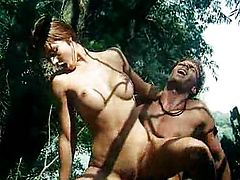 Tarzan Love making act part one