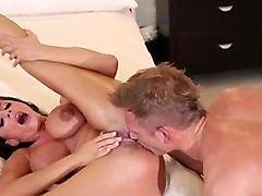 Big Titty Latin Milf fucking