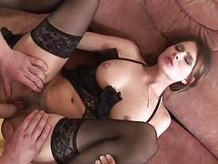 Dick in undersize juvenile butt