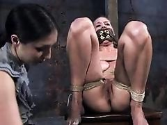 Hot whipping for beautys ass