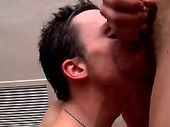 Moist gay fucking Micah & Joey plumb have benefit from nasty