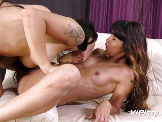 naughty mona kim accepts aroused