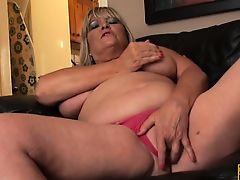 Alisha Jerk off So Passionate She is Clammy Her knickers