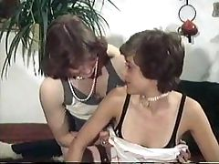 Vintage: Danish Sexy Sisters