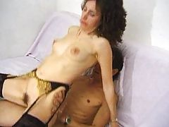 Mature French fucking