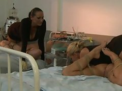Kathia Nobili anD MAndy Bright tie A uncovered deary