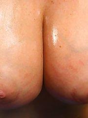 Nailing two big tits