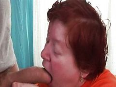 I wanna cock cream inside your grandma 9 part 1